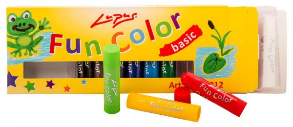 Lupus Fun-Color-Set 12er