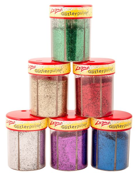 LUPUS Diamant Glitter - Set