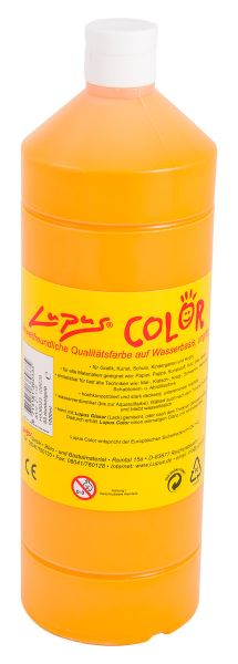 LUPUS Color Farbe 1 Liter dunkelgelb