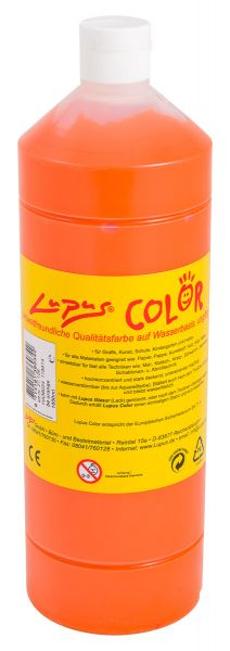 LUPUS Color Farbe 1 Liter orange